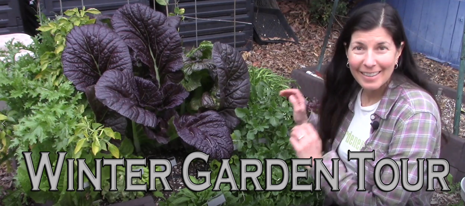 Read more about the article YouTube: Winter 2021 Test Garden Tour