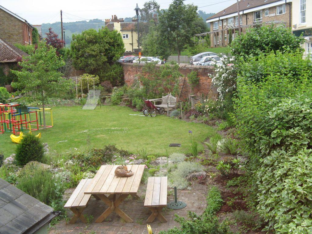 Tessa Wardley's Garden