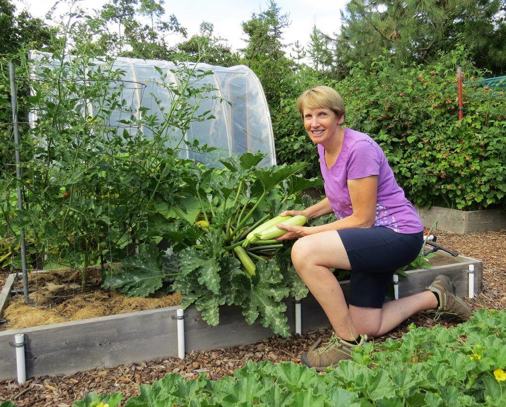 Susan Mulvihill summer garden