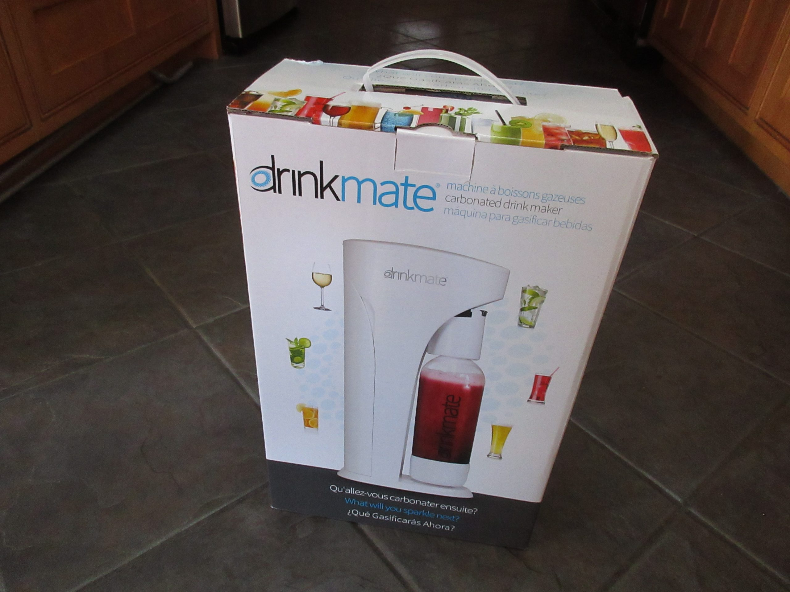 Read more about the article Review: Drinkmate Carbonated Drink Maker