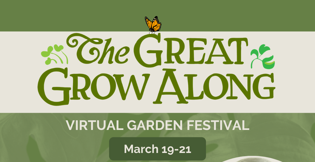 Read more about the article Gardenerd Joins the Great Grow Along