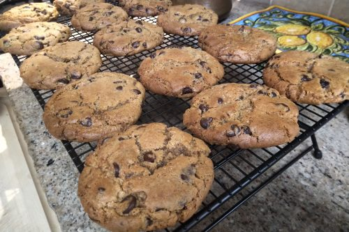 Read more about the article Recipe: Sourdough Chocolate Chip Cookies