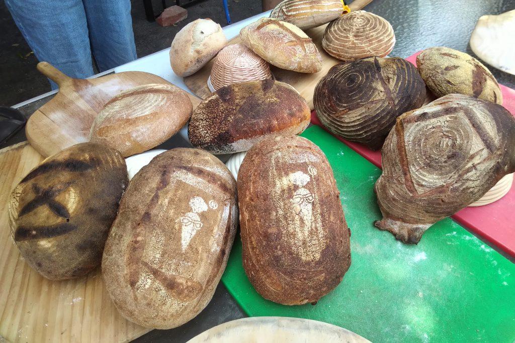 Bread bake