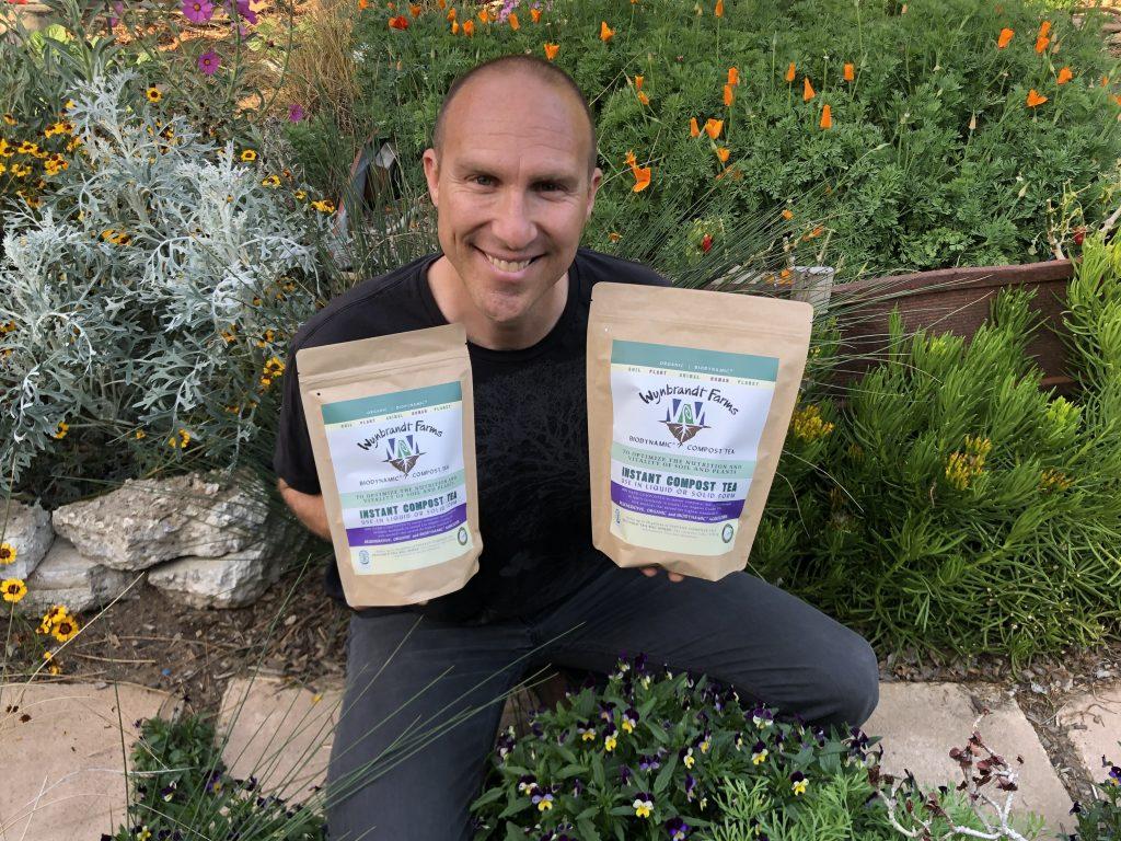 Steven Wynbrandt Instant Compost Tea