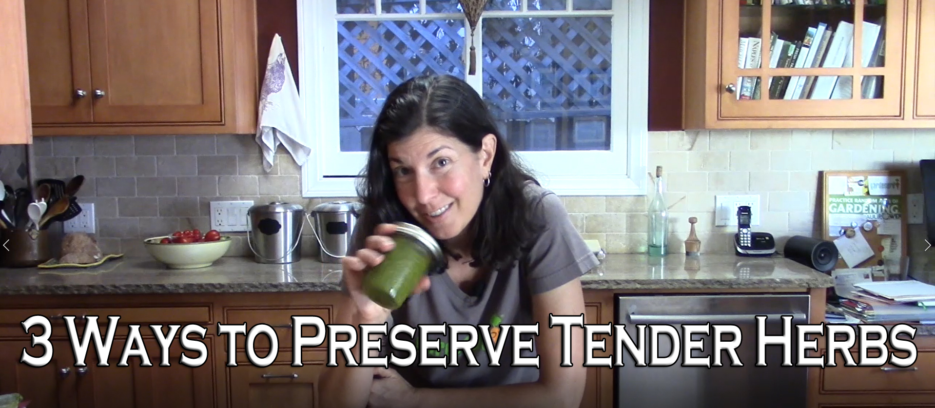 Read more about the article YouTube: 3 Ways to Preserve Tender Herbs For Long-Lasting Flavor