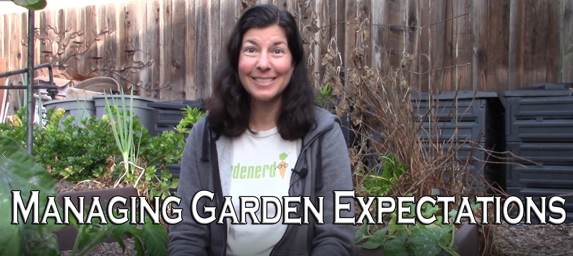 Read more about the article YouTube: How Should My Garden Look in September?